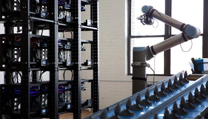 automatización de la impresión 3D