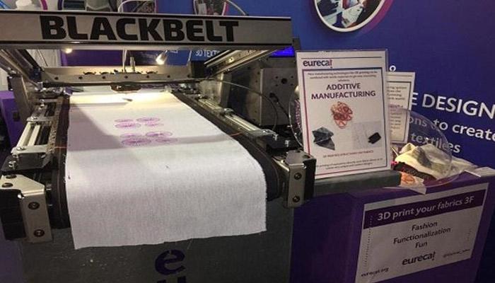 Blackbelt textil