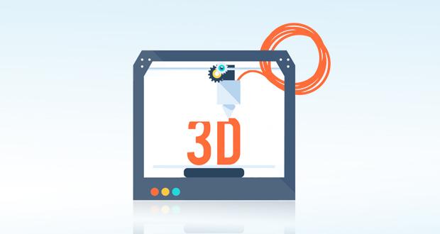 que es una impresora 3D