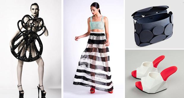 Top 12 de aplicaciones de la impresión 3D en el mundo de la moda