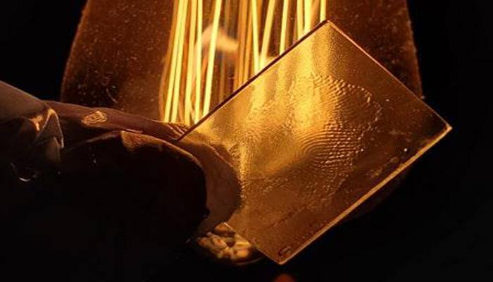 Huella digital impresa en 3D