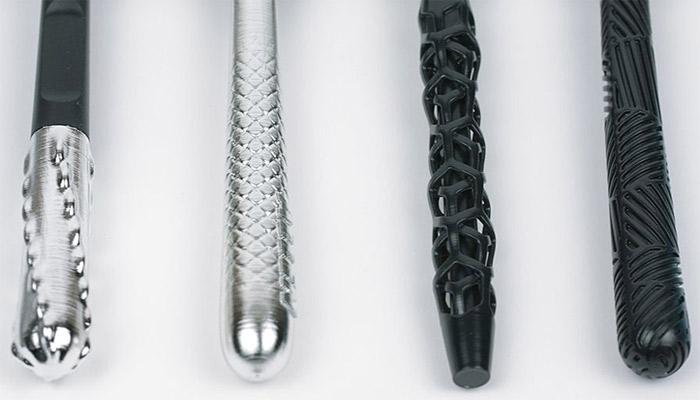 Gillette afeitadora impresa en 3D