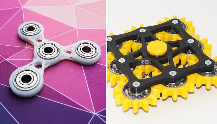 juguetes para imprimir en 3D