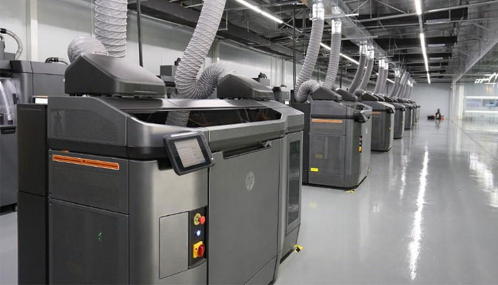 centro de impresión 3D