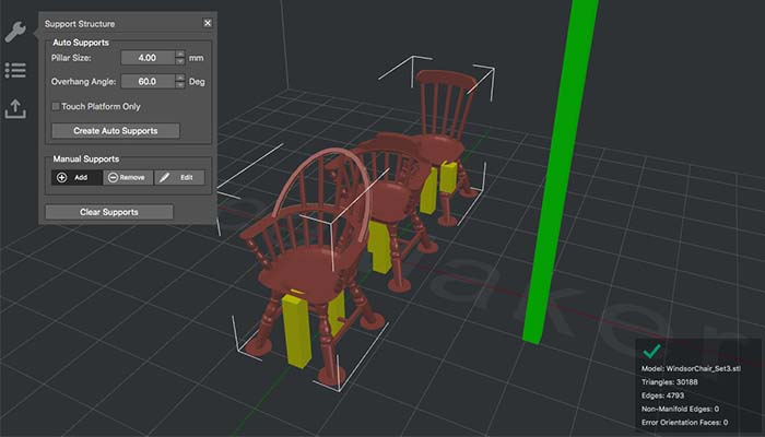 laminador 3D