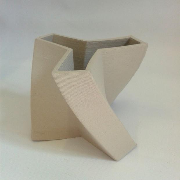 Cerámica impresa en 3D