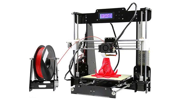 impresoras 3D caseras - Anet A8