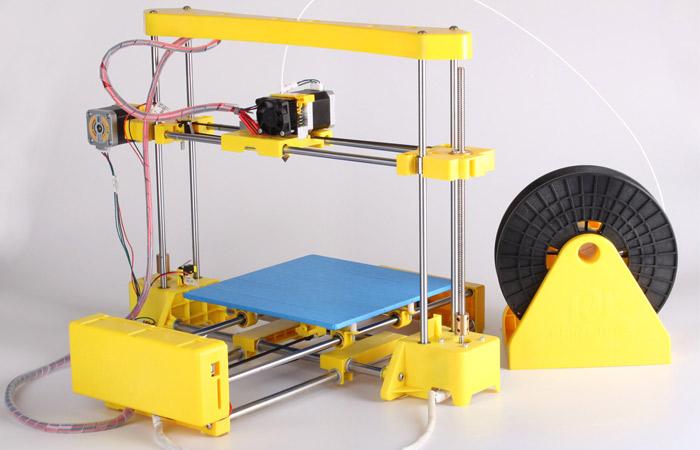 impresoras 3D caseras - Colido