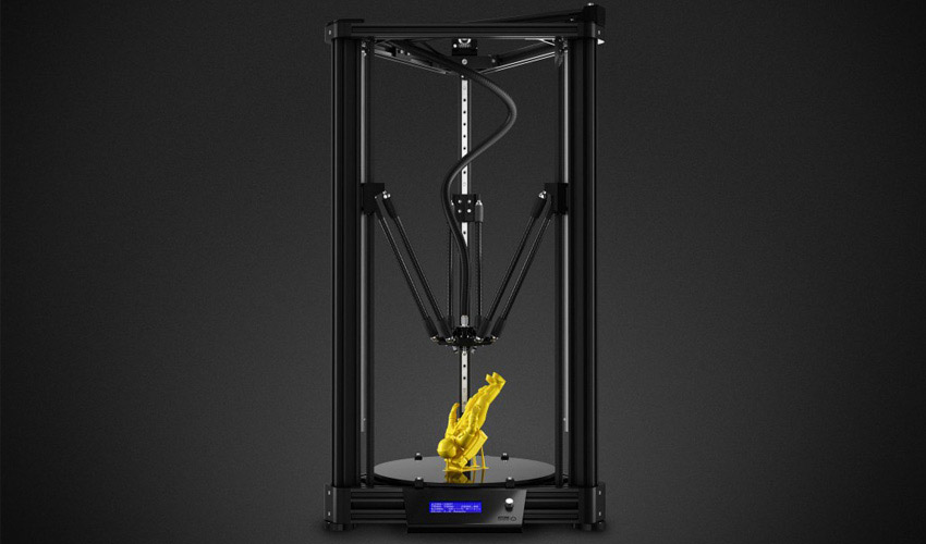 Startup 3D: Layer One y su impresora 3D FDM/SLA