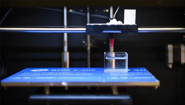 impresión 3D líquida