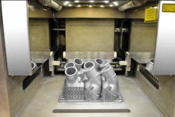 Mercedes-Benz produce sus piezas de recambio con fabricación aditiva