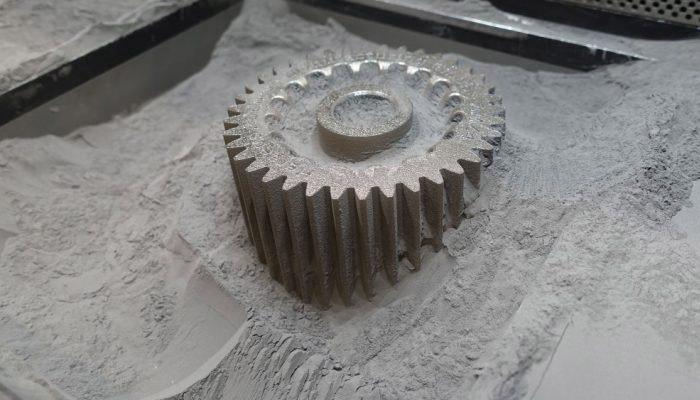 Impresión 3D de metal Wohlers