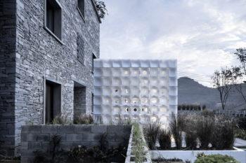 El pueblo que moderniza su arquitectura rural con impresión 3D