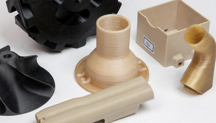 termoplásticos en la impresión 3D