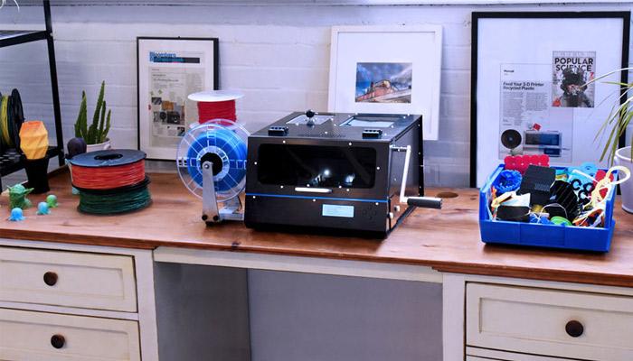 impresión 3D y la ecología