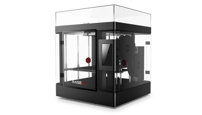 impresora 3D doble extrusión