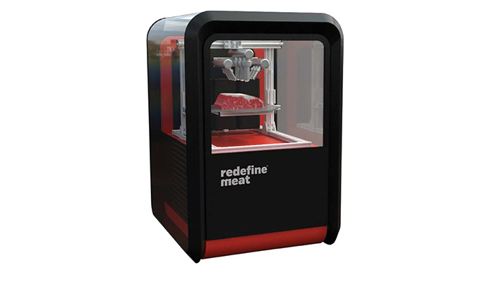 impresora 3D de car