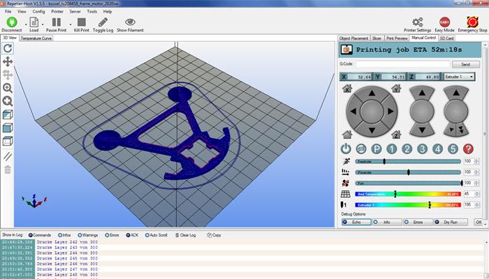 programas para impresora 3D