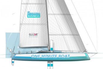 Searious Business, imprimir un velero en 3D a partir de desechos plásticos