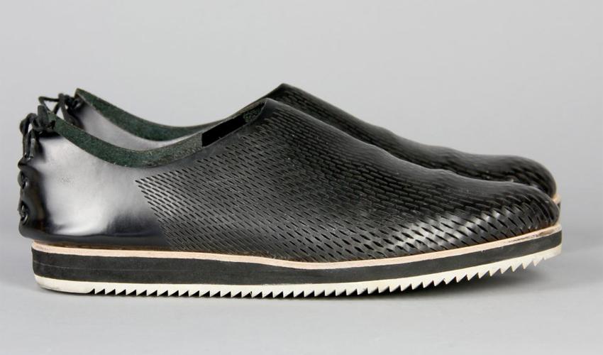 Alex Reed Shoes, los zapatos que mezclan artesanía e impresión 3D