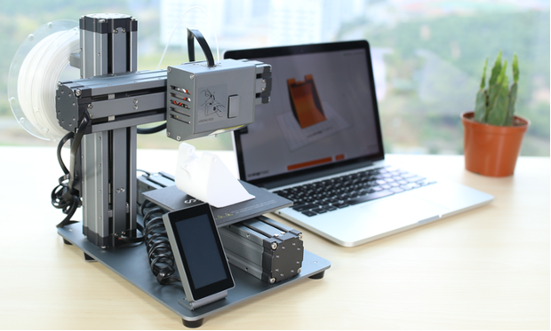 Snapmaker la impresora 3d de bajo coste en kickstarter for Impresora 3d laser