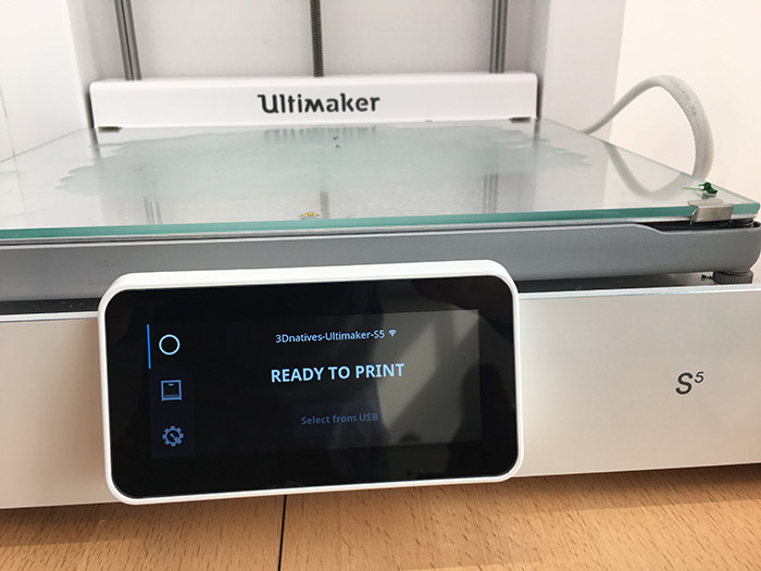 impresora 3D Ultimkaer S5