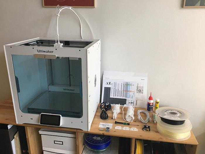 impresora 3D Ultimaker S5
