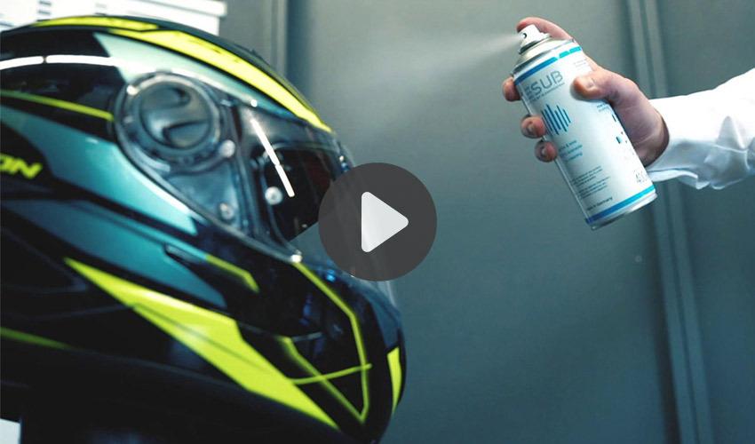 spray escaneo 3D