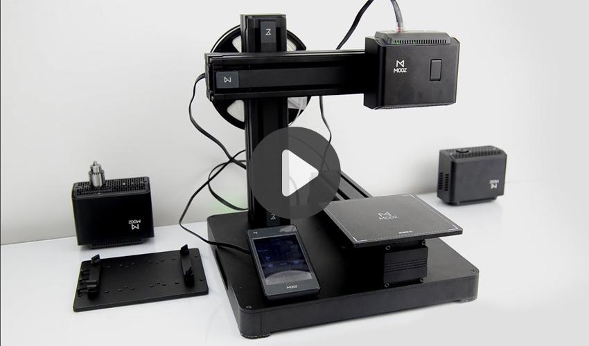top 5 de v deos 3d mooz 3d la impresora 3d todo en uno 3dnatives. Black Bedroom Furniture Sets. Home Design Ideas