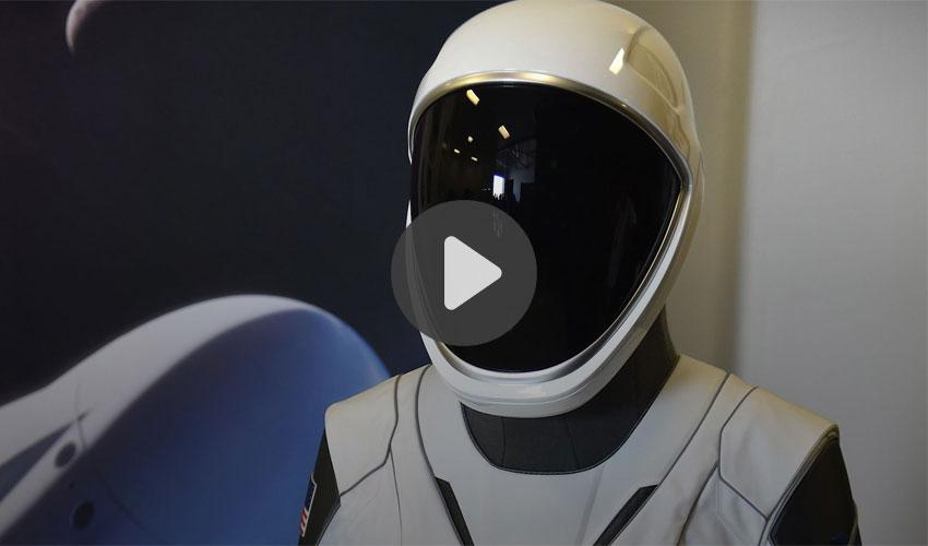 casco impreso en 3D