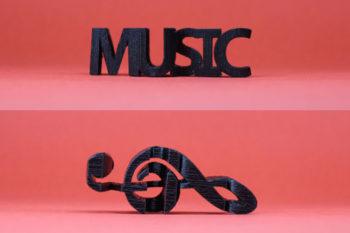 TOP 10 de instrumentos musicales impresos en 3D