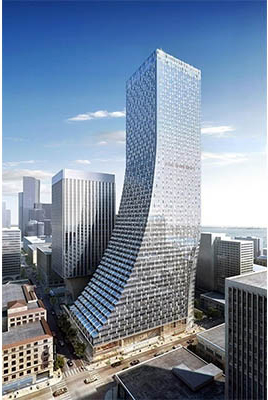 rascacielos en Seattle