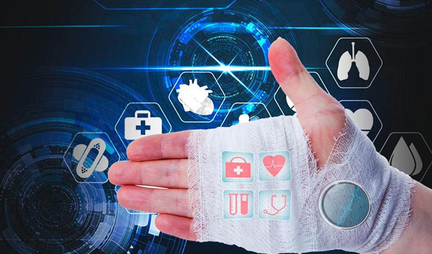 Smart Bandage, un vendaje inteligente gracias a la impresión 3D