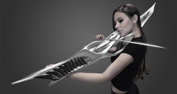 impresión 3D en la música