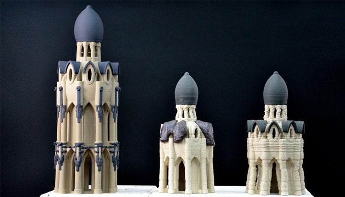 impresora 3D de cerámica