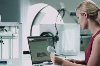 ¿Cómo incrementar el número de mujeres en la impresión 3D?
