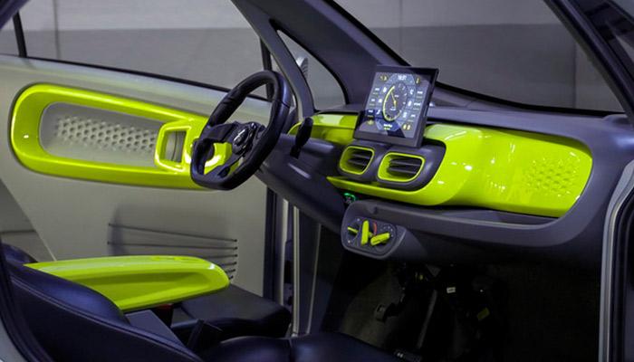coche impreso en 3D XEV