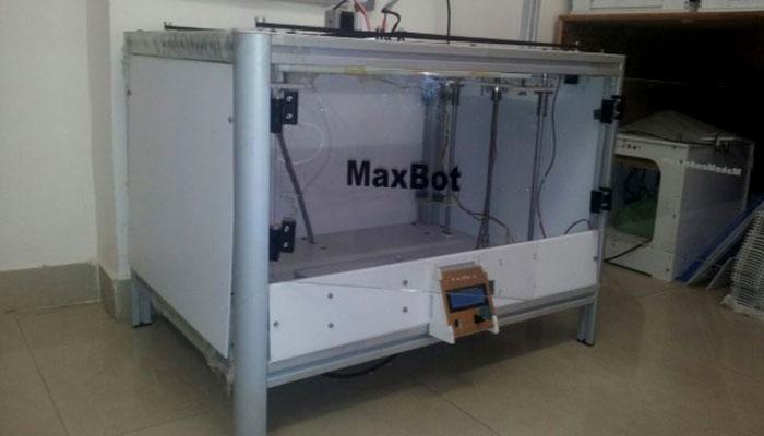 impresora 3D con granvolumen de impresión
