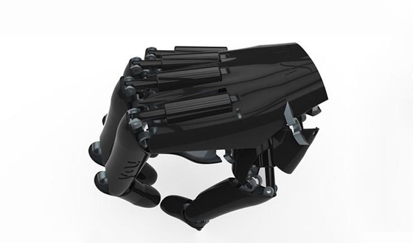 Youbionic, la prótesis biónica impresa en 3D