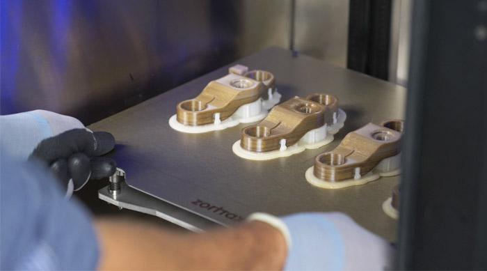 impresora 3D zortrax