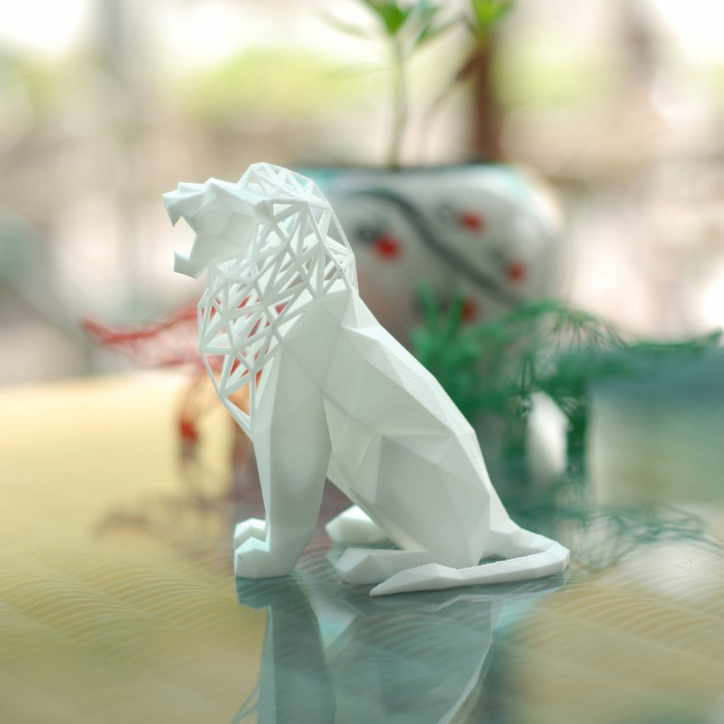 1.Roaring Lion-Formbyte