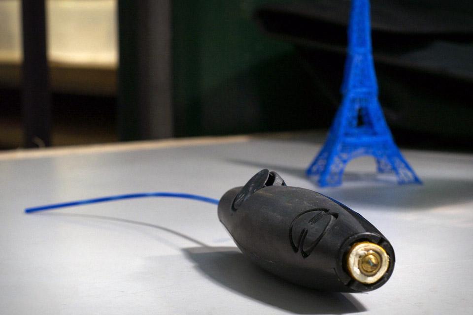 Imprimante 3D stylo