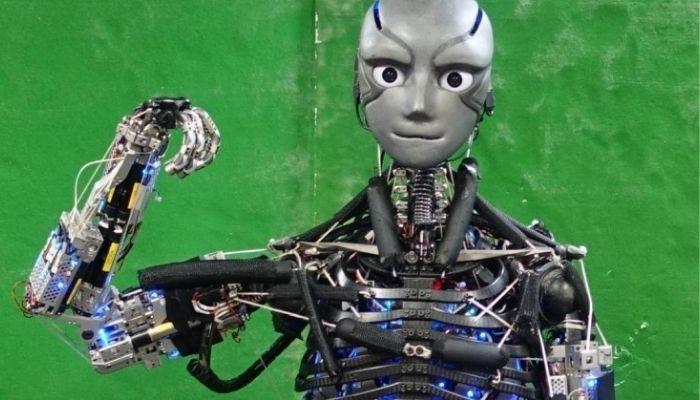 robots impression 3D