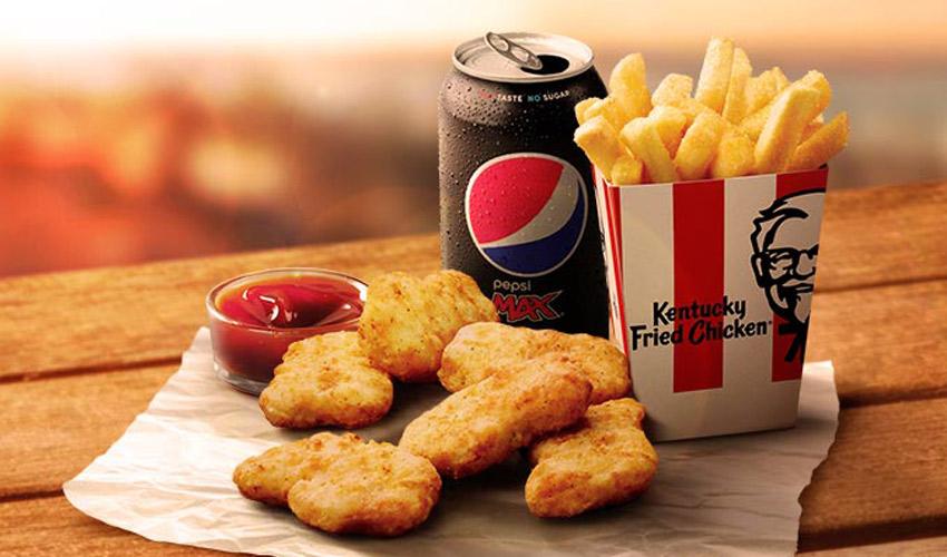 KFC bio-impression