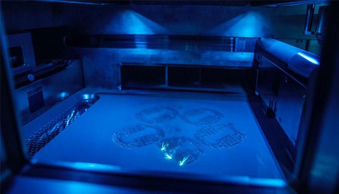 trumpf 3D printer