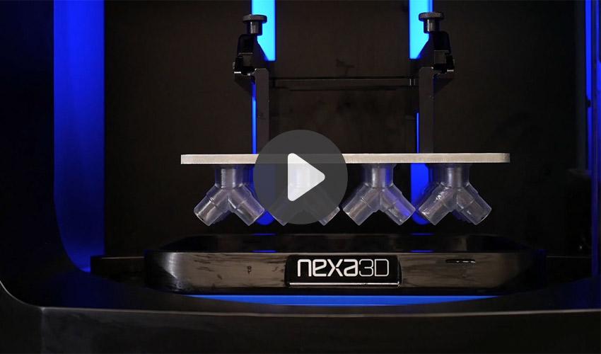 Nexa3D et Henkel