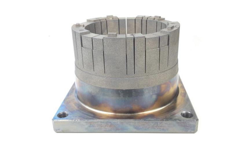 fabrication de pièces hybrides