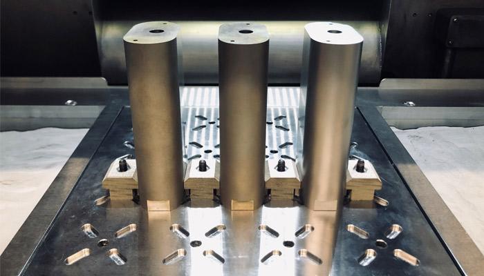 Herstellung von Hybridteilen