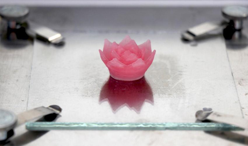 aérogel de silice imprimé en 3D