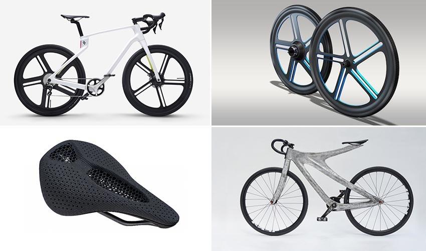 vélo imprimé en 3D